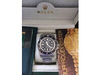 Men's Rolex SeaDweller W/Box And Paperwork