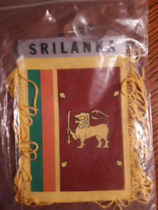 Sri Lanka Mini Banner
