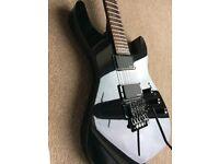 ESP LTD KH-202 Guitar inc hard case