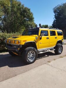 2003 Lifted Hummer - Tonka Toy Come to Life!
