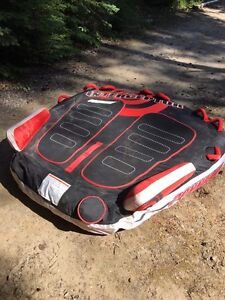 Towable Two Person Water Tube