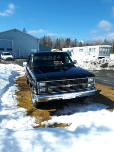 1984 Chevy Scottsdale for sale