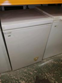 Small chest freezer at Recyk Appliances