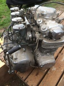 Honda CB550 Engine With Carbs Regina Regina Area image 3