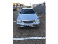 Mercedes c class 2004 1 owner from new