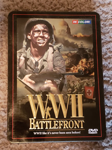 WW II Battlefront 5 DVD collection