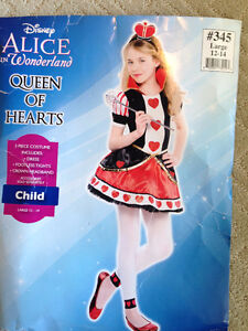Disney Queen of Heart Halloween Costume