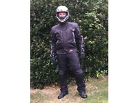 As new - Halvarssons Motorcycle Clothing