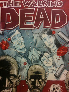 The Walking Dead volumes 1-14 FOR SALE (price negotiable) West Island Greater Montréal image 3