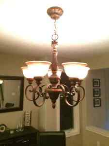 Perfect working order - light fixture