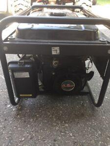 4000 watt generator.