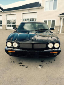 JAGUAR XJR SUPERCHARGE 1997