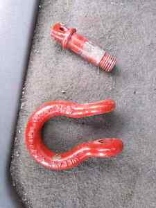 3/4 inch clevis hook