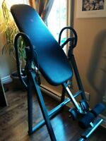INVERSION TABLE (IRONMAN) - VERY STURDY