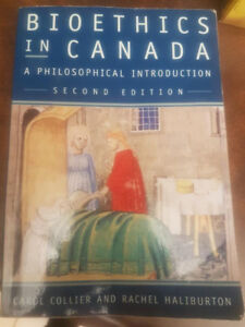 Bioethics in Canada FOR SALE