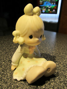 """"""" Bless Your Soul"""" Precious Moments figurine."""