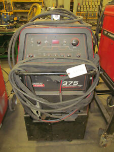 Lincoln 375 Welder at AUCTION!