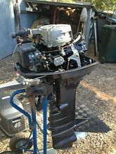 40HP Tohatsu motor outboard  Blackwood Mitcham Area Preview
