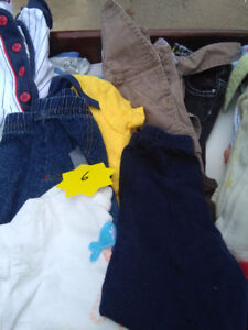 6 months baby boy clothes for sale