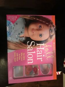 American girl hair salon