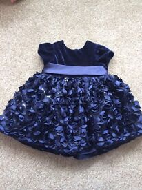 Cinderella Dress 12-18 month