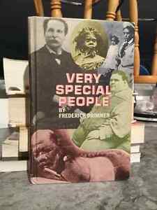 Very Special People Book (Hard Cover) 1976