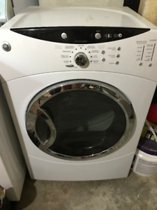 GE® ENERGY STAR- King-size Capacity Frontload Washer