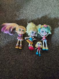 Shopkins dolls