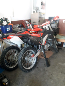 Need my crf250r engine put back together
