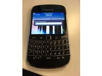 Blackberry Bold 9900 Unlocked Excellent Condition