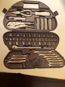 Tool Kit 97 Piece Multi-Purpose Tool Kit Includes most popular s