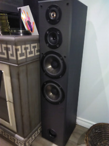 Sony SS-MF515 tower speakers