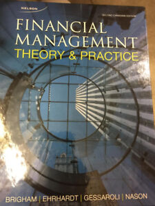 Financial Management Theory & Practice; Second Canadian Edition