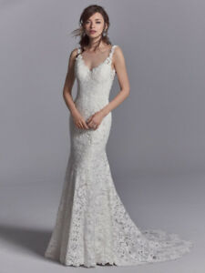 Wedding Dress- Sottero & Midgley Size 12
