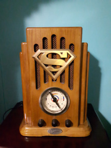 Superman collectable radio 1998