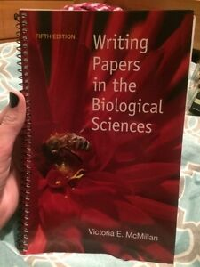 Writing Papers in the Biological Sciences (Fifth Edition) Oakville / Halton Region Toronto (GTA) image 1