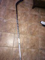 Bâton de hockey usagé pas cher