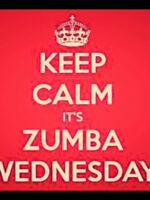 Zumba Wednesday's with Jody