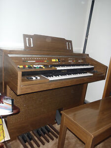 Yamaha full-size electronic organ