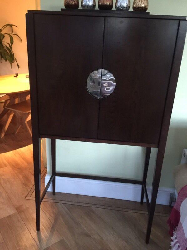 Art Deco style drinks cabinet John Lewis Garbo range in  : 86 from www.gumtree.com size 600 x 800 jpeg 46kB