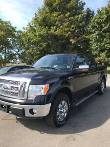 2012 FORD F150 SUPERCREW LARIAT 4X4 !! HEATED/COOLED SEATS ! NAV