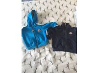 Baby converse hoodies jackets 3-6 month