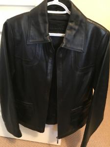 Nuage 100% Leather Jacket
