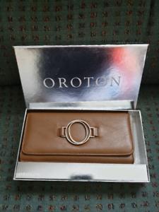New Oroton Wallet