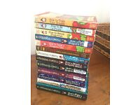 Complete set of How to Train your Dragon Books