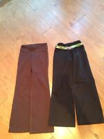 Triple Flip yoga pants 7-9 yrs $10 each