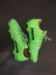 Puma evoPOWER Vigor 1 Soccer cleats green gecko size 8