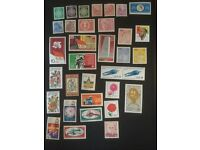 Mint MNH East Germany Stamp Collection. DDR GDR