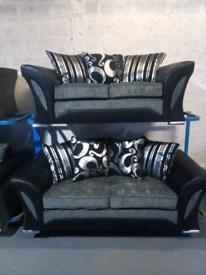 Bran new sofas