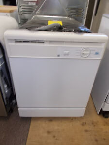 Roper built in dishwasher with 90 day warranty. $299.